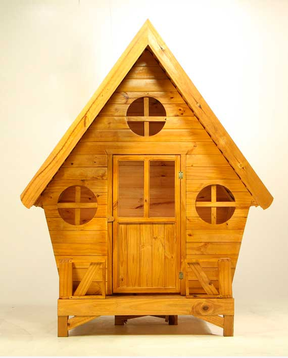 Casita infantil alpina la carlota maderas - Muebles en la carlota ...